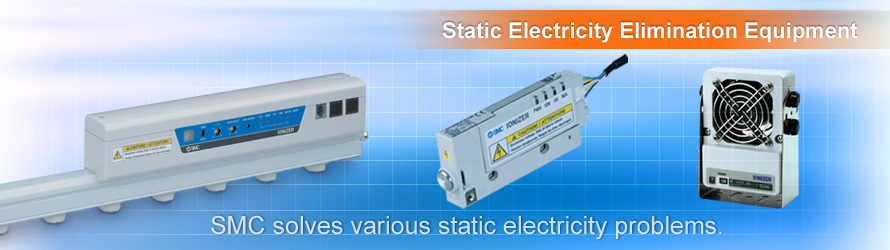 Static Electricity Elimination Equipment